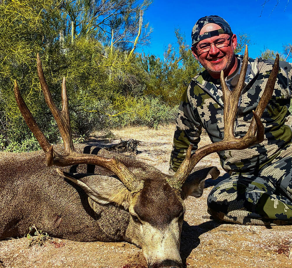 Sonora Mexico to hunt Mule Deer