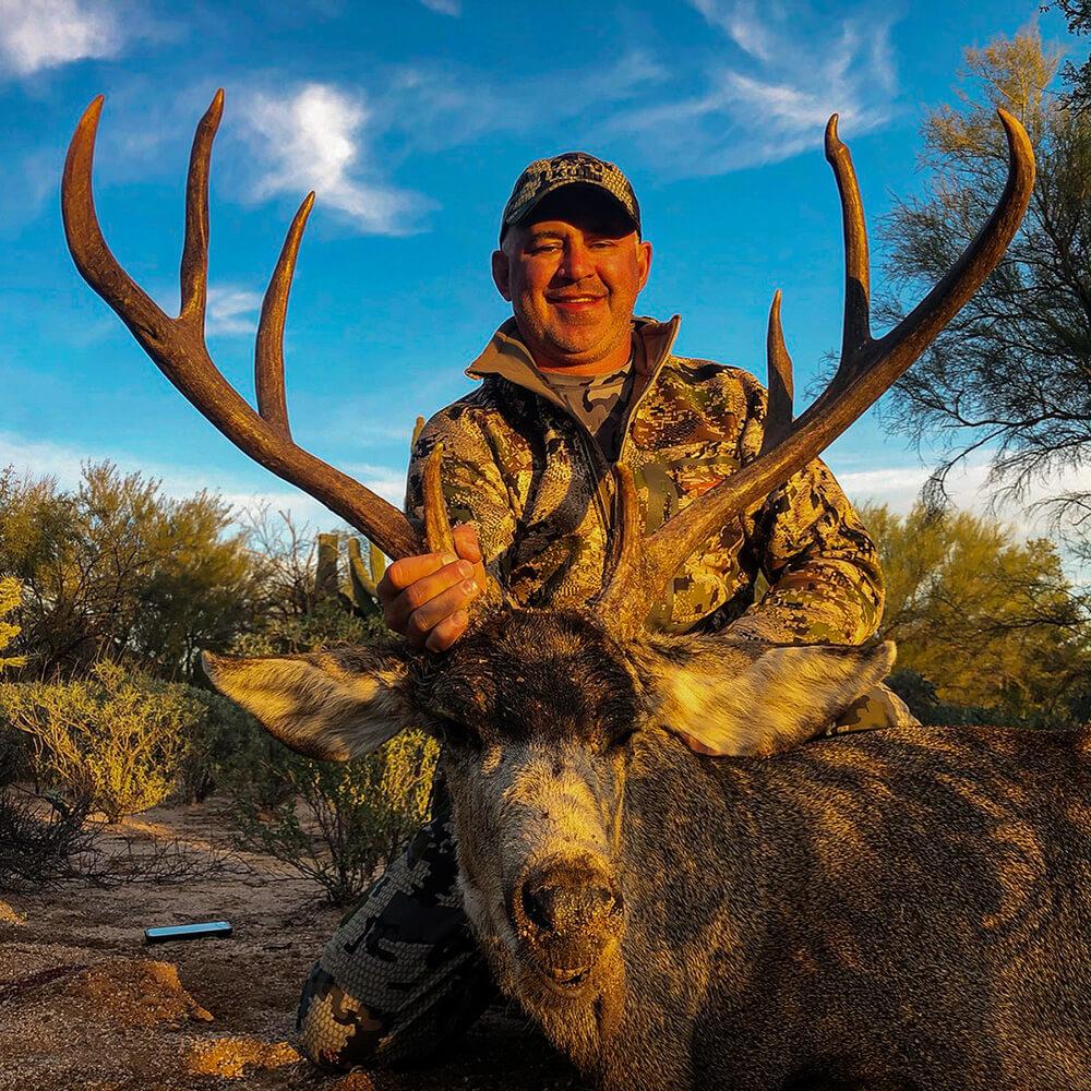 hunt mule deer hunting sonora mexico
