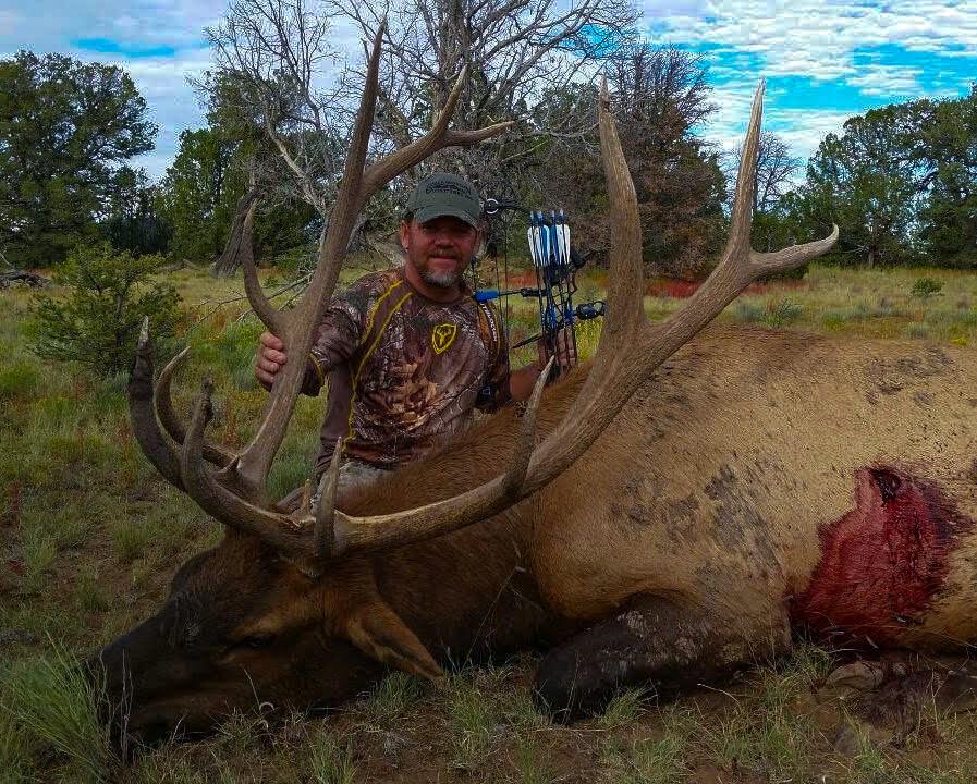 New Mexico archery elk hunting 7
