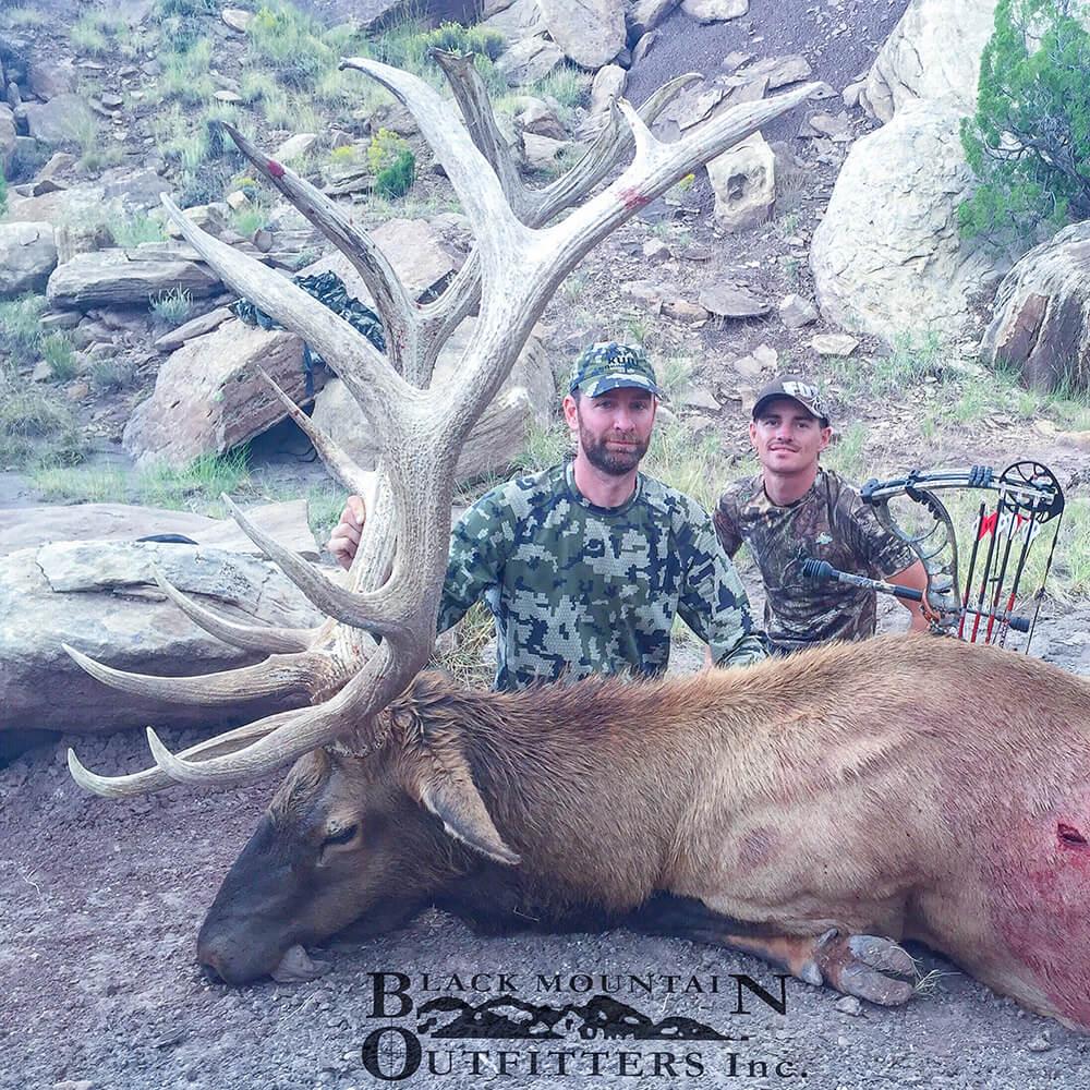 book now Archery Bull Elk Hunts