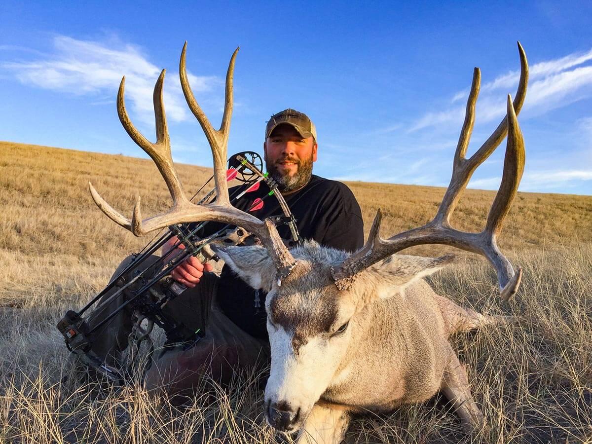South Dakota Archery Mule Deer Hunts Gallery 4
