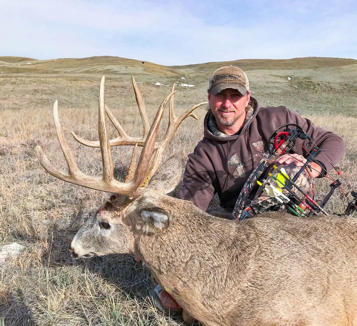 South Dakota Archery Whitetail Deer Hunts Gallery 1