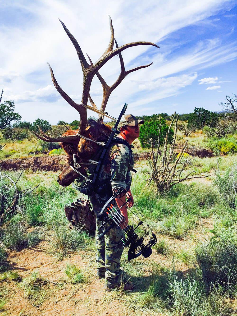 private land archery elk hunts