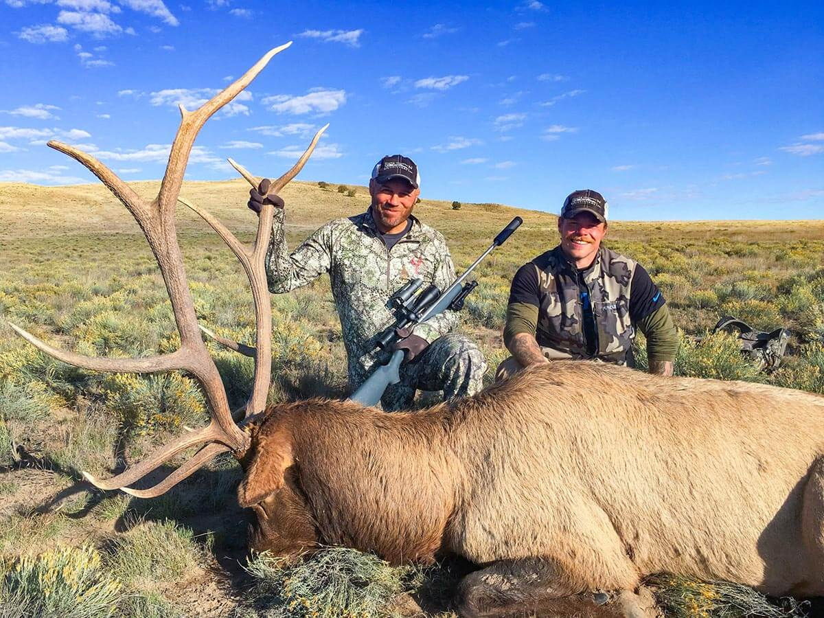new mexico elk hunting dates