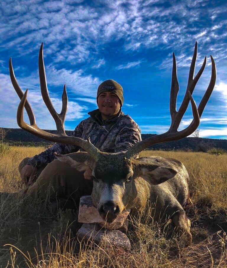 unit 32 new mexico deer hunt