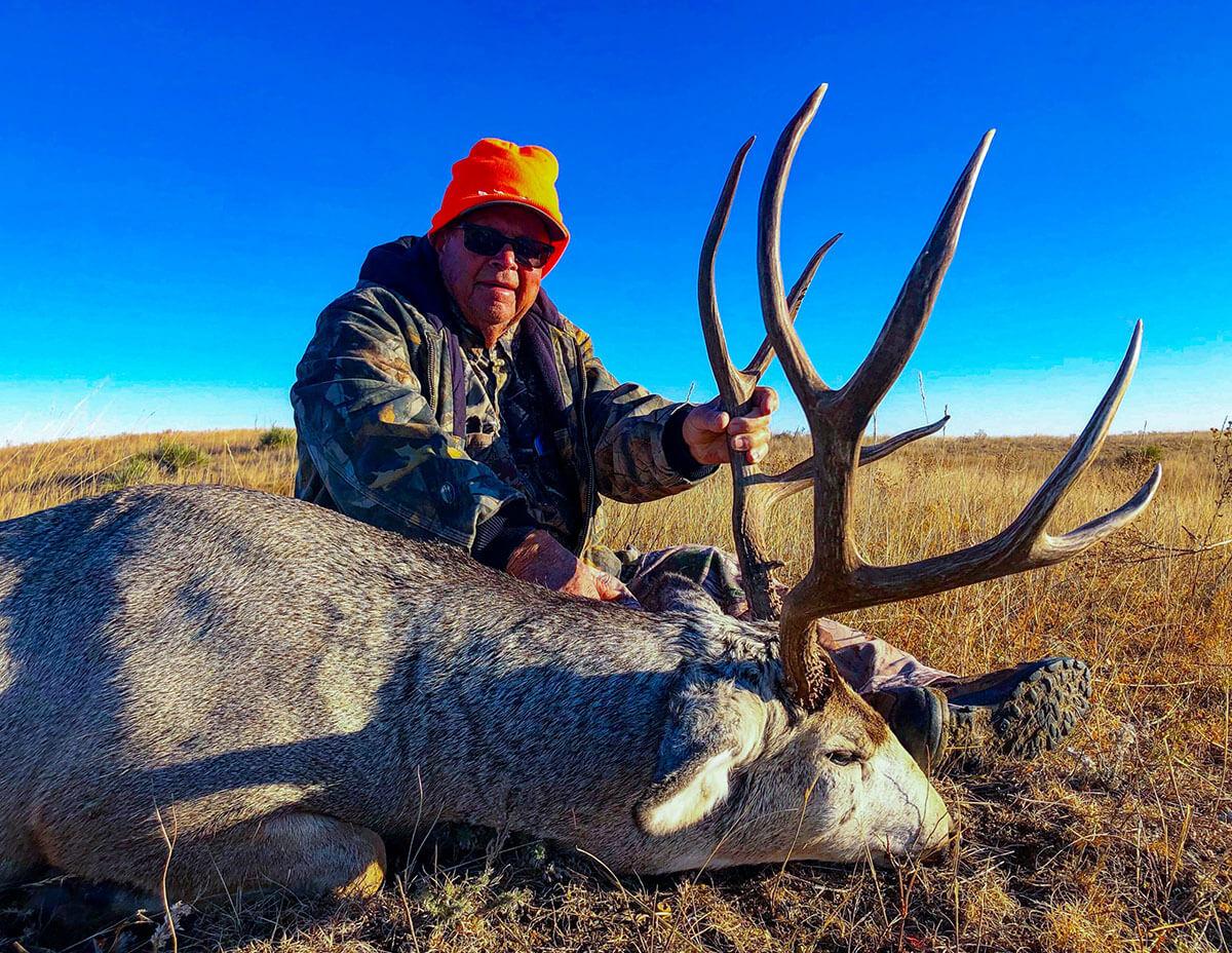 Rifle Mule Deer Hunting South Dakota Gallery 1