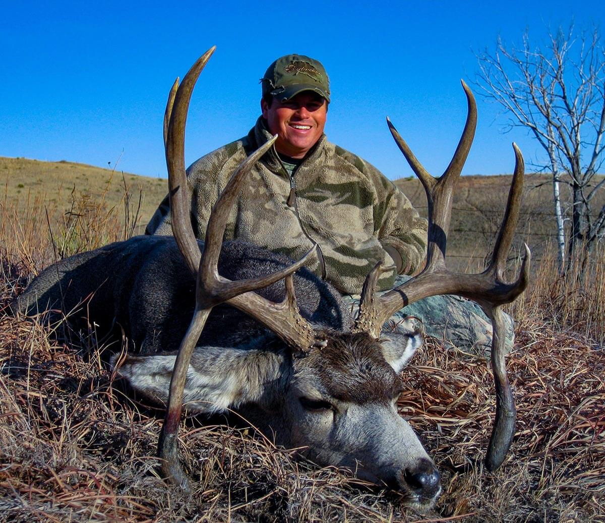 Rifle Mule Deer Hunting South Dakota Gallery 9