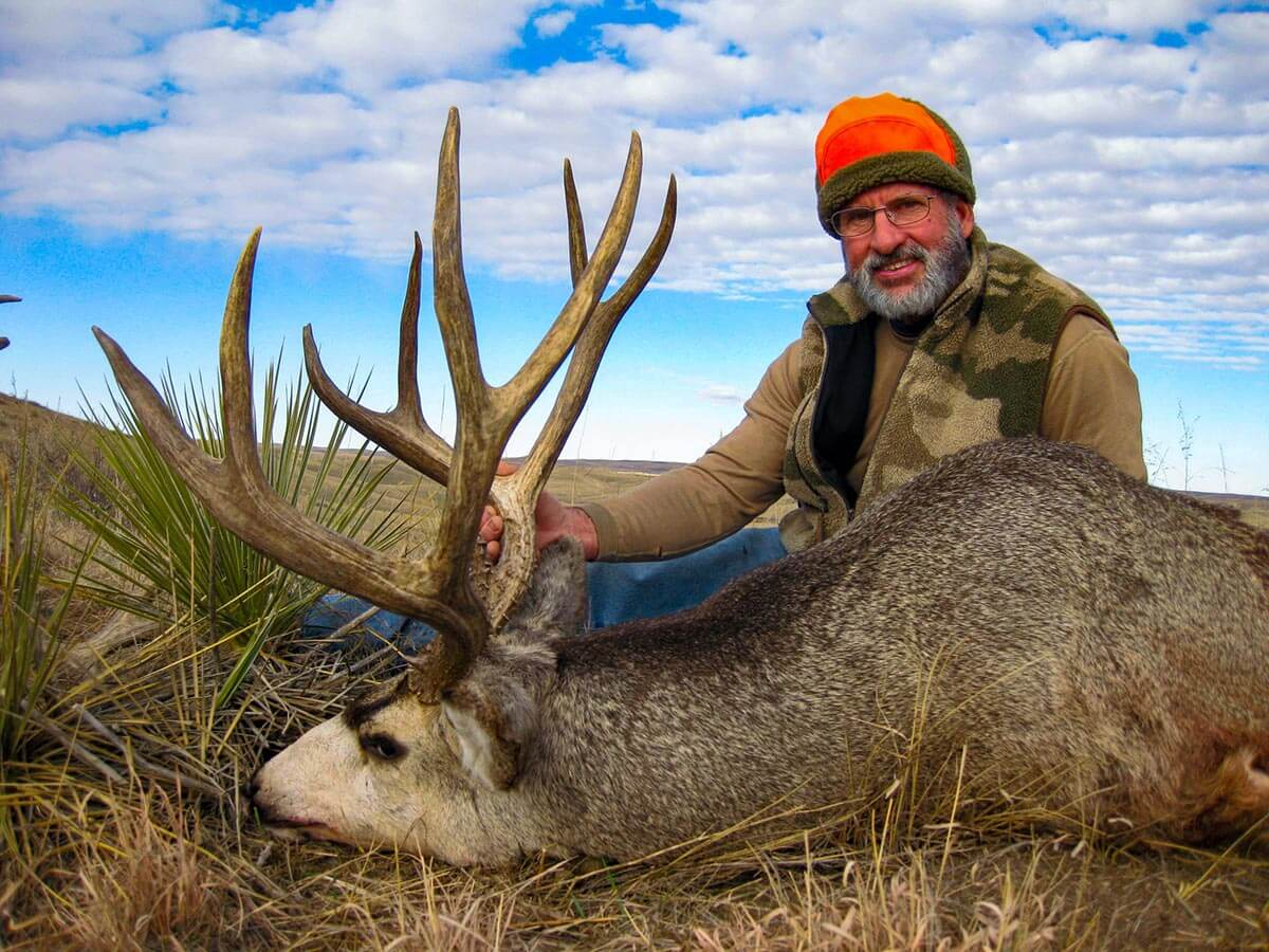 Rifle Mule Deer Hunting South Dakota Gallery 10