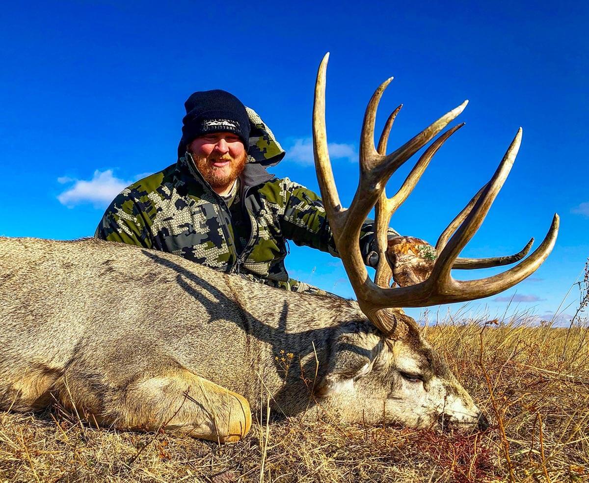 Rifle Mule Deer Hunting South Dakota Gallery 12