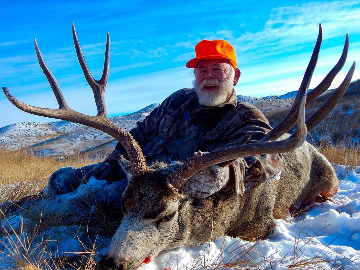 Rifle Mule Deer Hunting South Dakota Gallery 13