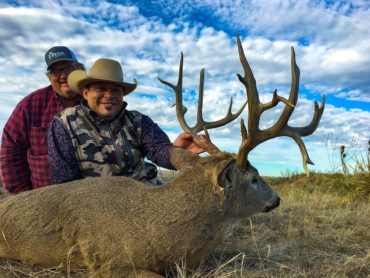 Rifle Mule Deer Hunting South Dakota Gallery 16