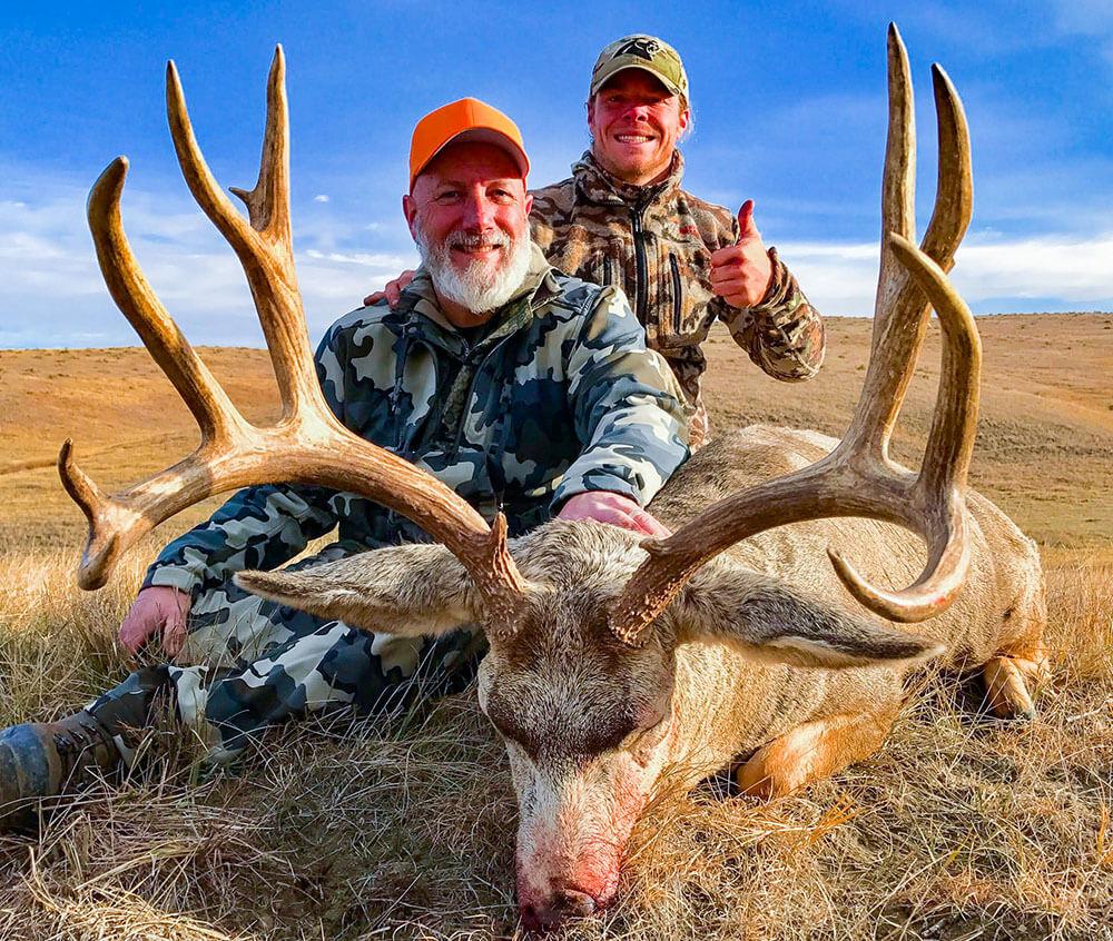 Rifle Mule Deer Hunting South Dakota Gallery 24