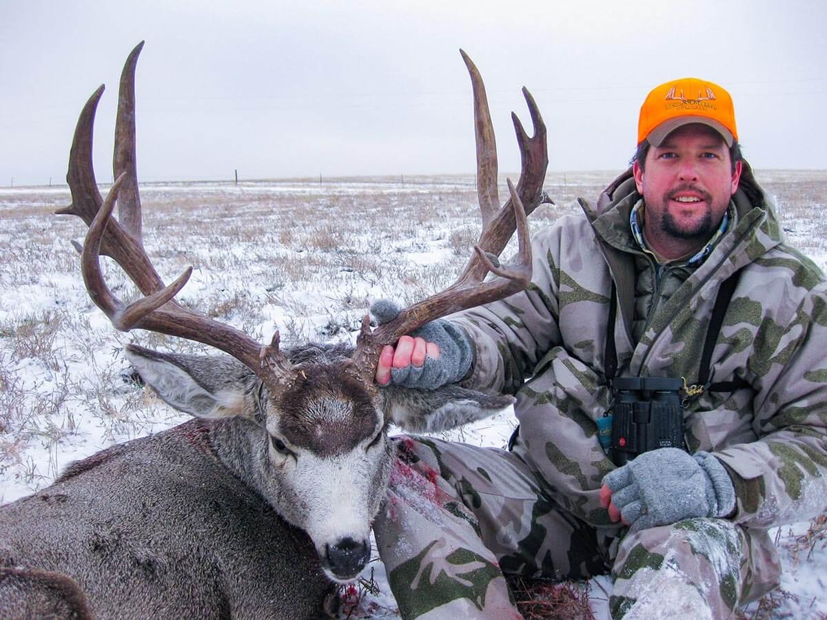 Rifle Mule Deer Hunting South Dakota Gallery 26