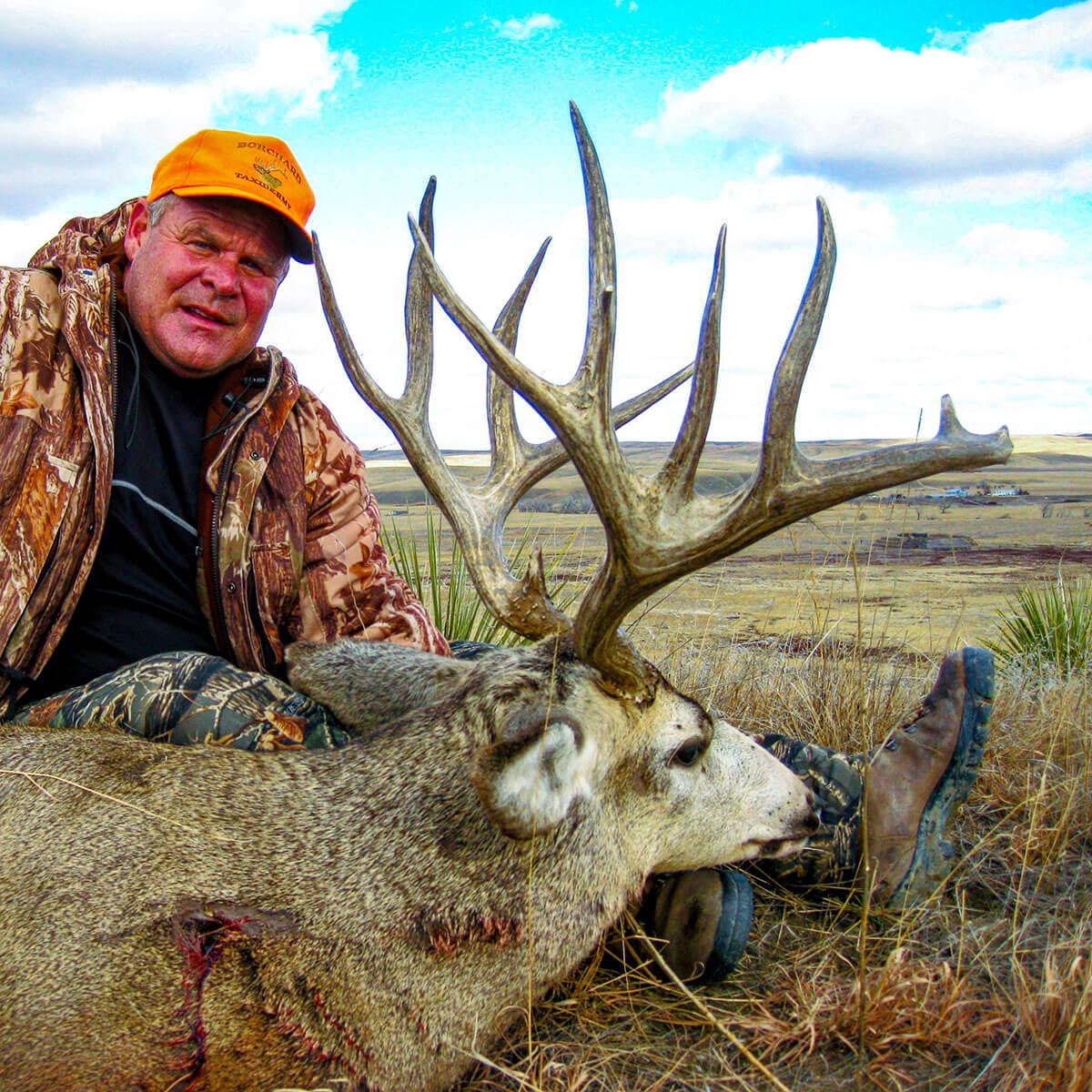 Rifle Mule Deer Hunting South Dakota Gallery 2