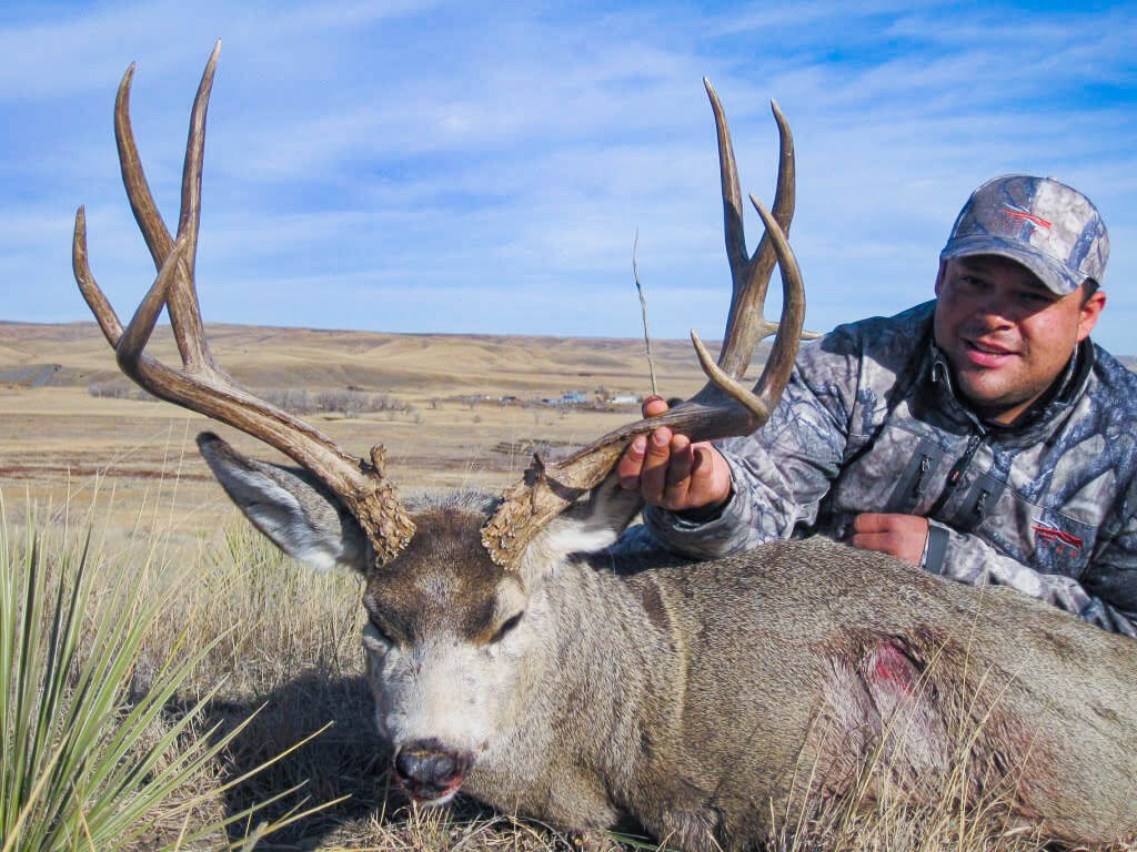 Rifle Mule Deer Hunting South Dakota Gallery 27