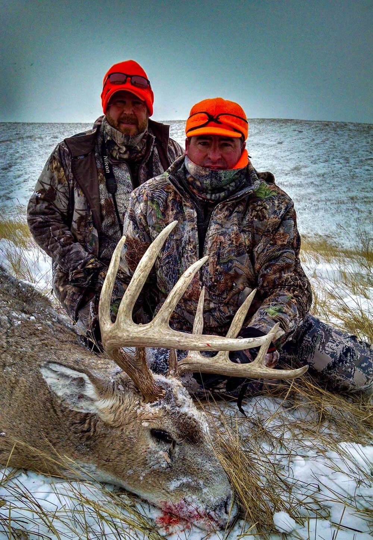 South Dakota Rifle Whitetail Deer Hunts Gallery 5