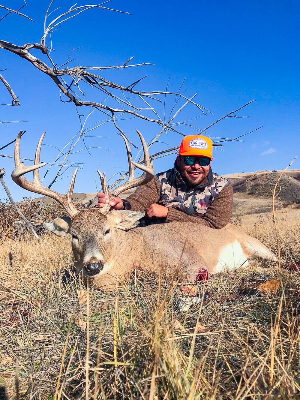 South Dakota Rifle Whitetail Deer Hunts