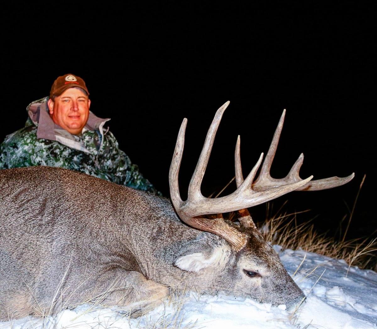 Rifle Whitetail Deer Hunts South Dakota