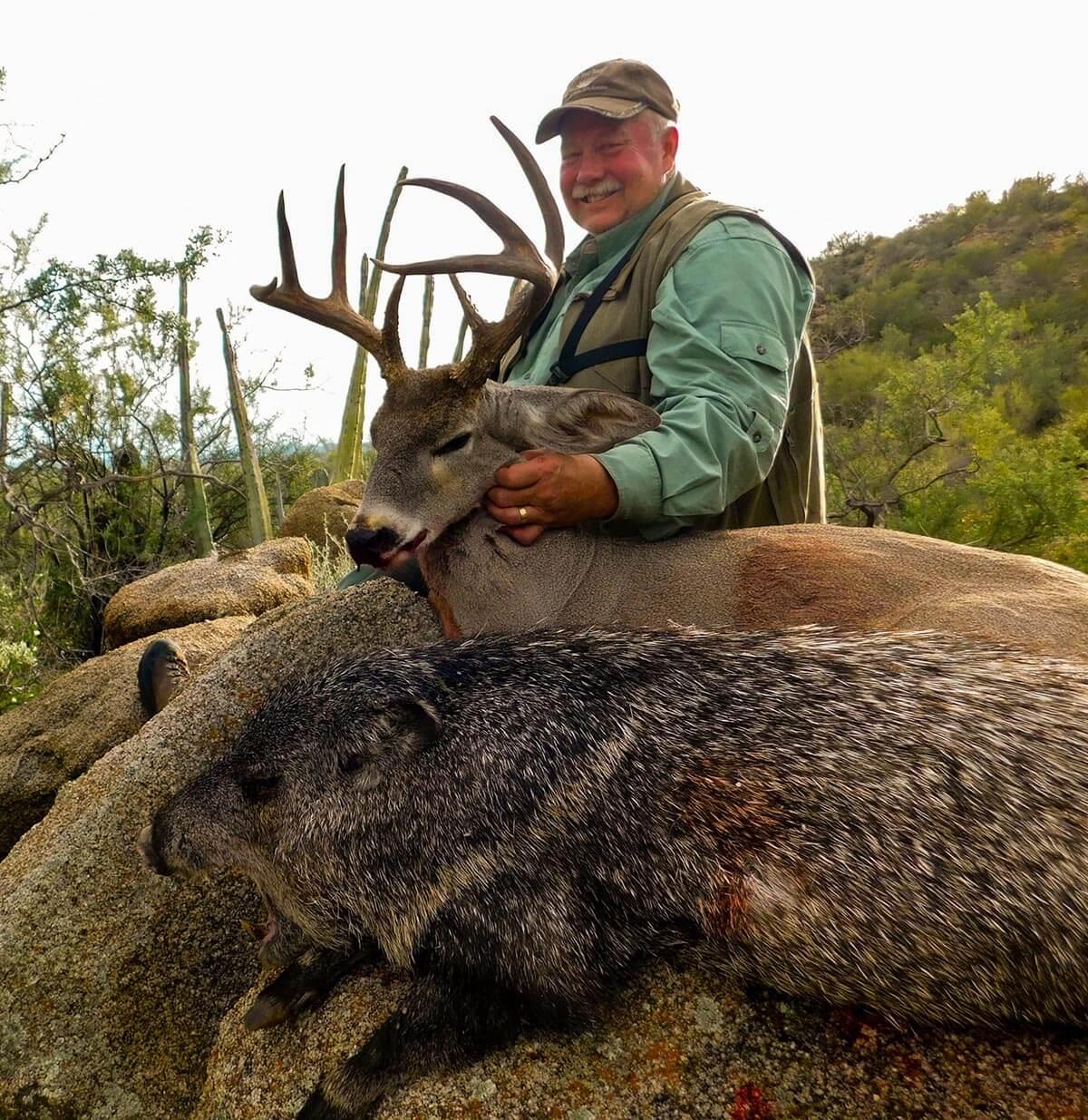 coues deer hunting