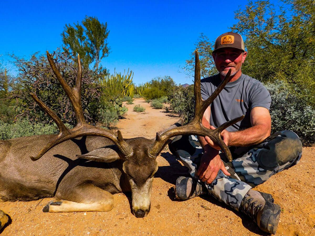 mexico deer hunts