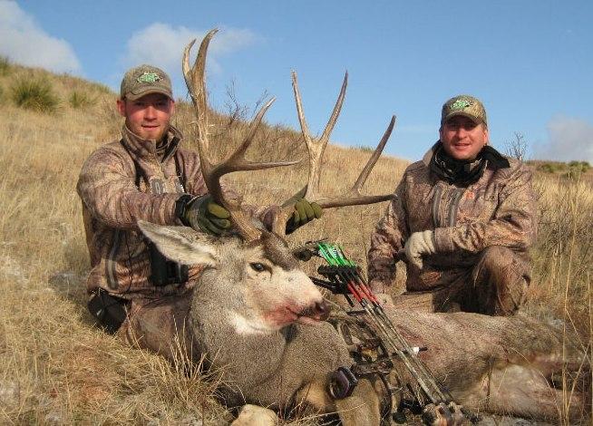 Archery Mule Deer Hunts South Dakota