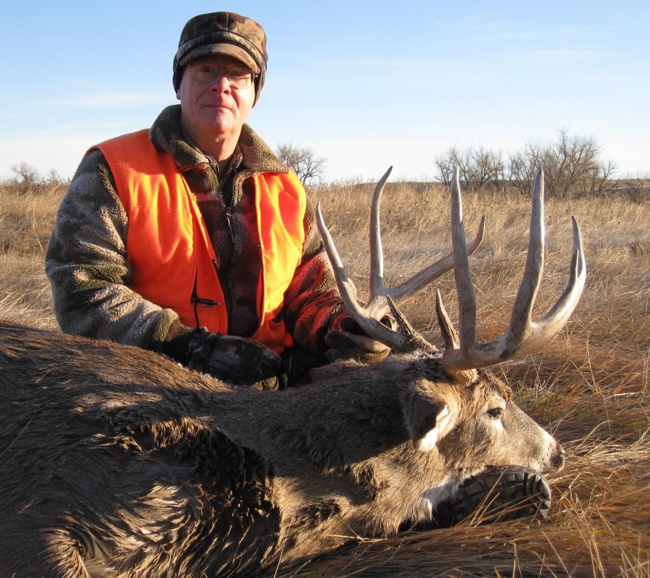 Archery Whitetail hunting on our South Dakota