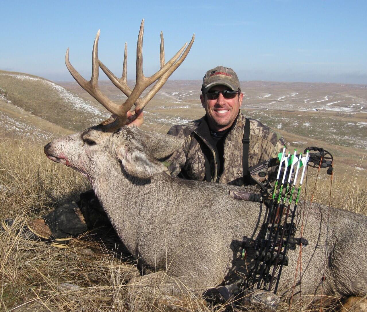 South Dakota Archery Mule Deer Hunts