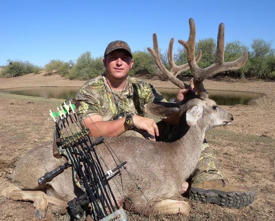 Arizona archery Mule Deer hunting