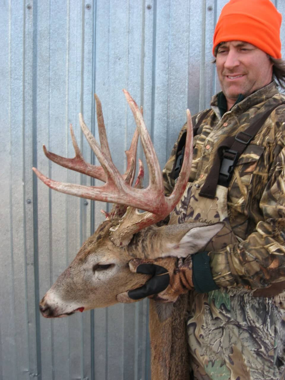 South Dakota Archery Whitetail Deer Hunts Gallery