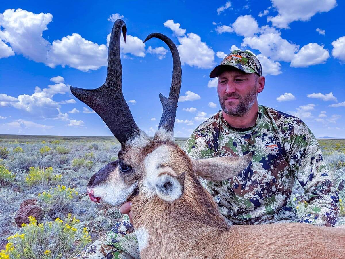 New Mexico rifle pronghorn hunting book now gallery 14