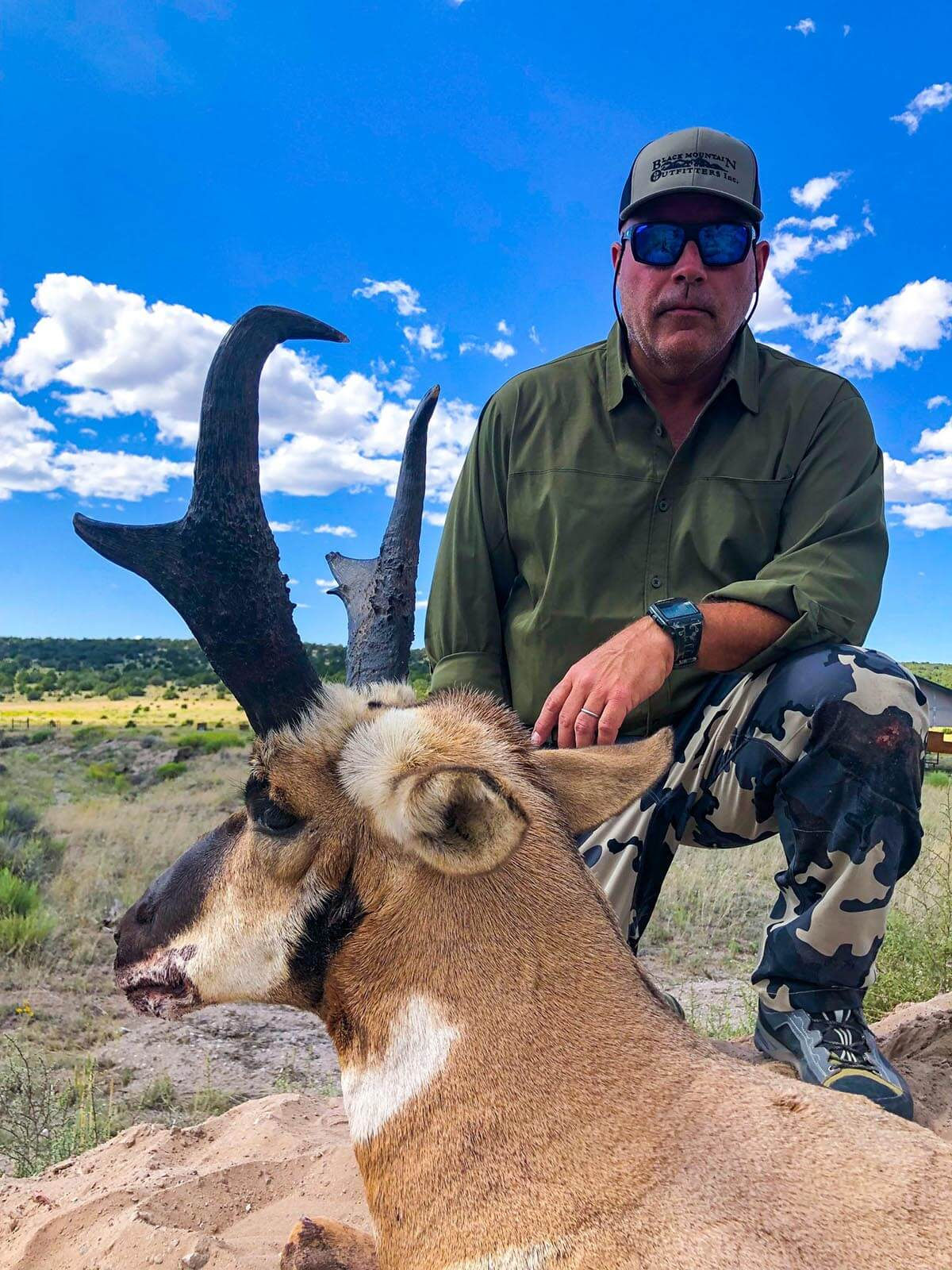 new mexico pronghorn hunting book now 3