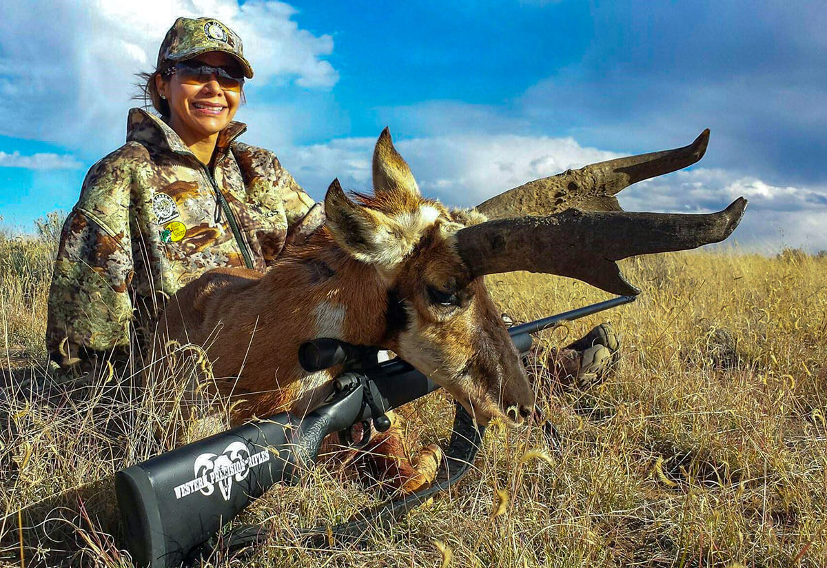 best Pronghorn huntin new mexico