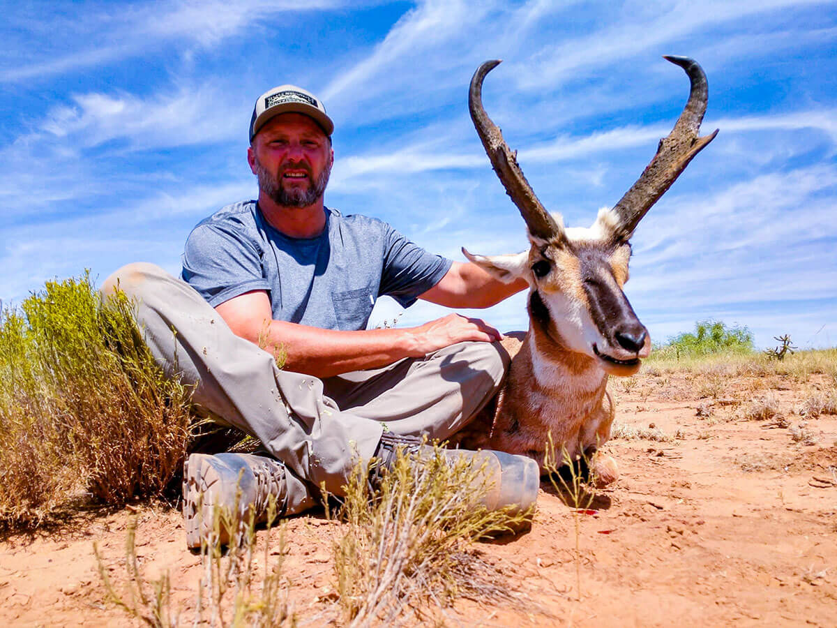new mexico pronghorn hunting booking