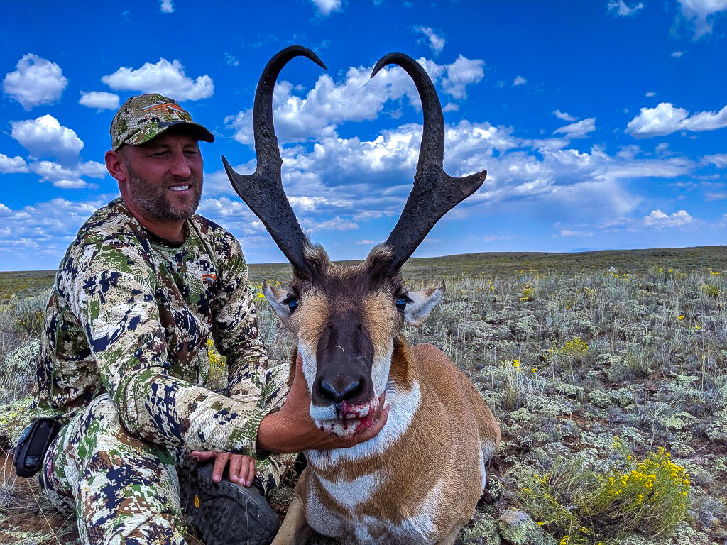 Rifle Pronghorn Hunts New Mexico